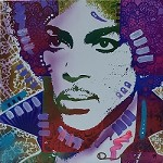 Prince (Collage)